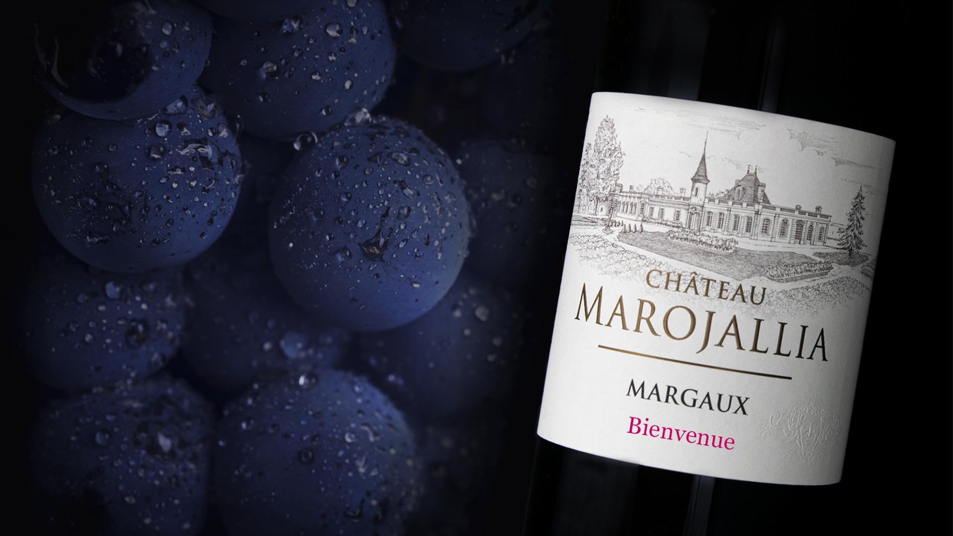 Rượu Vang Chateau Marojallia