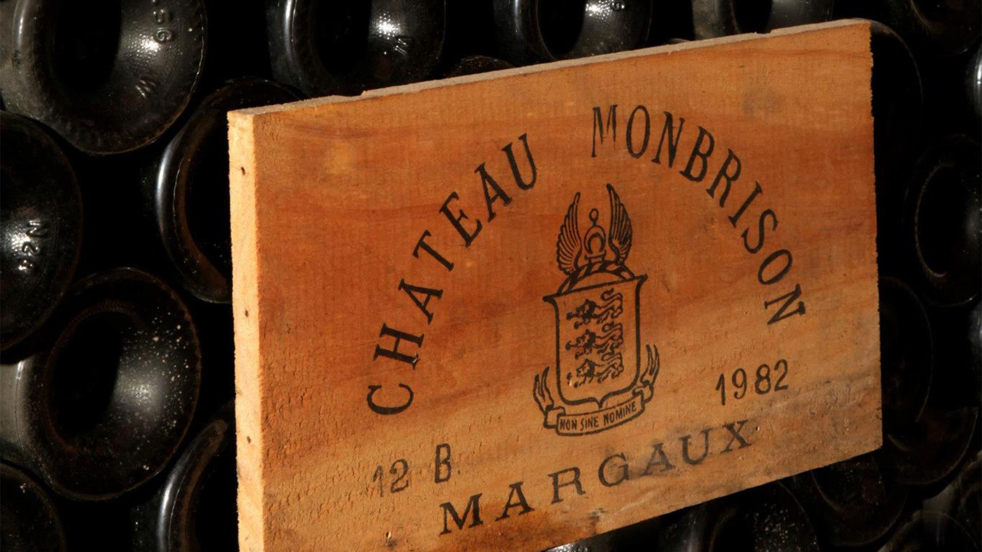 Rượu Vang Chateau Monbrison
