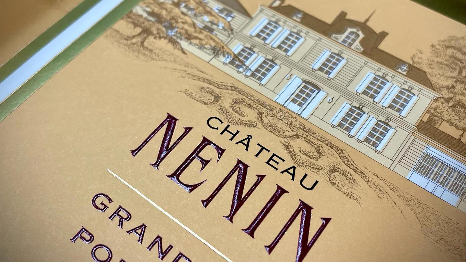 Rượu Vang Chateau Nenin