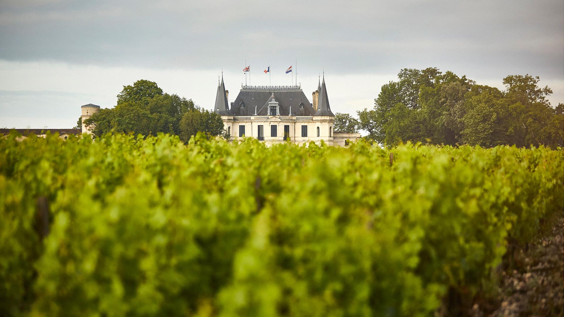 Rượu Vang Chateau Palmer