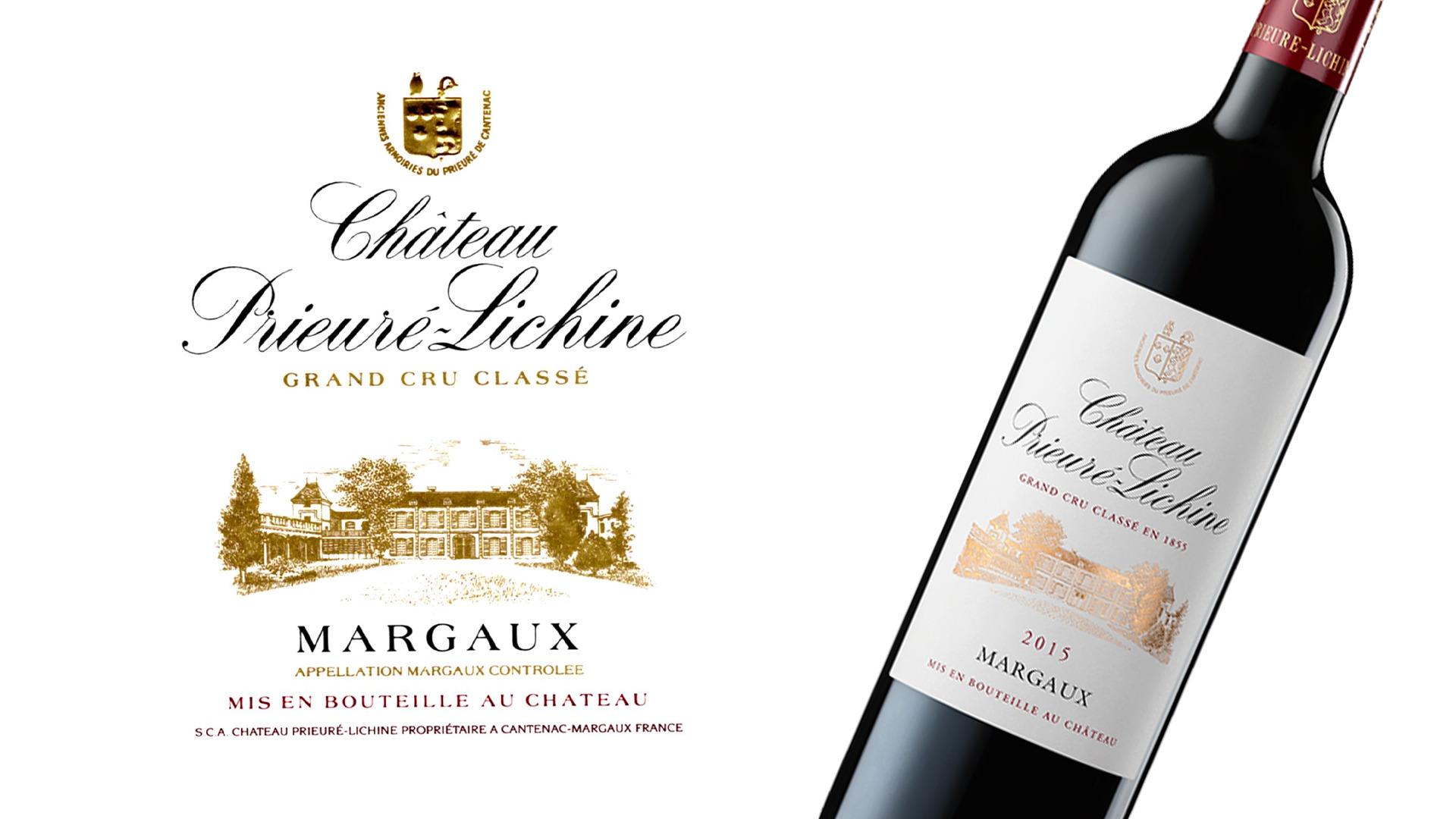 Rượu Vang Chateau Prieure Lichine