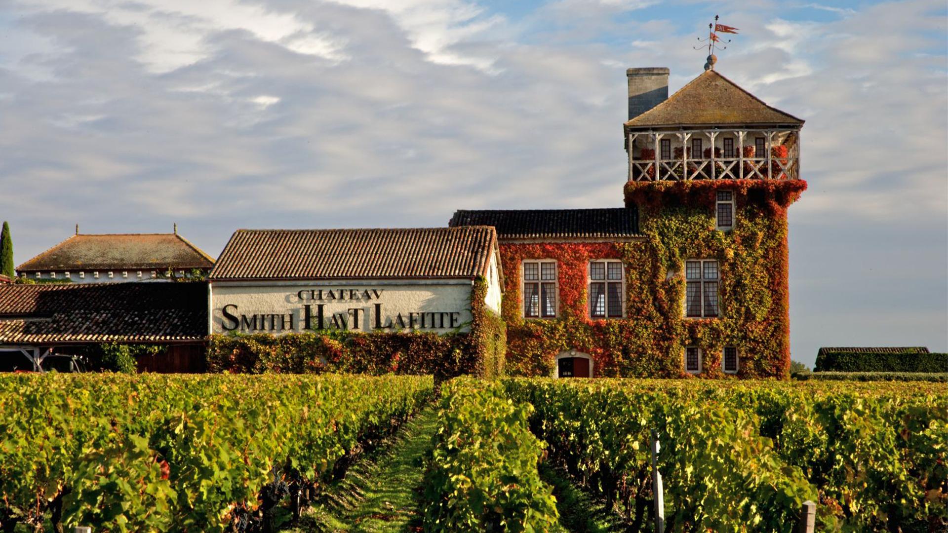 Rượu Vang Chateau Smith Haut Lafitte