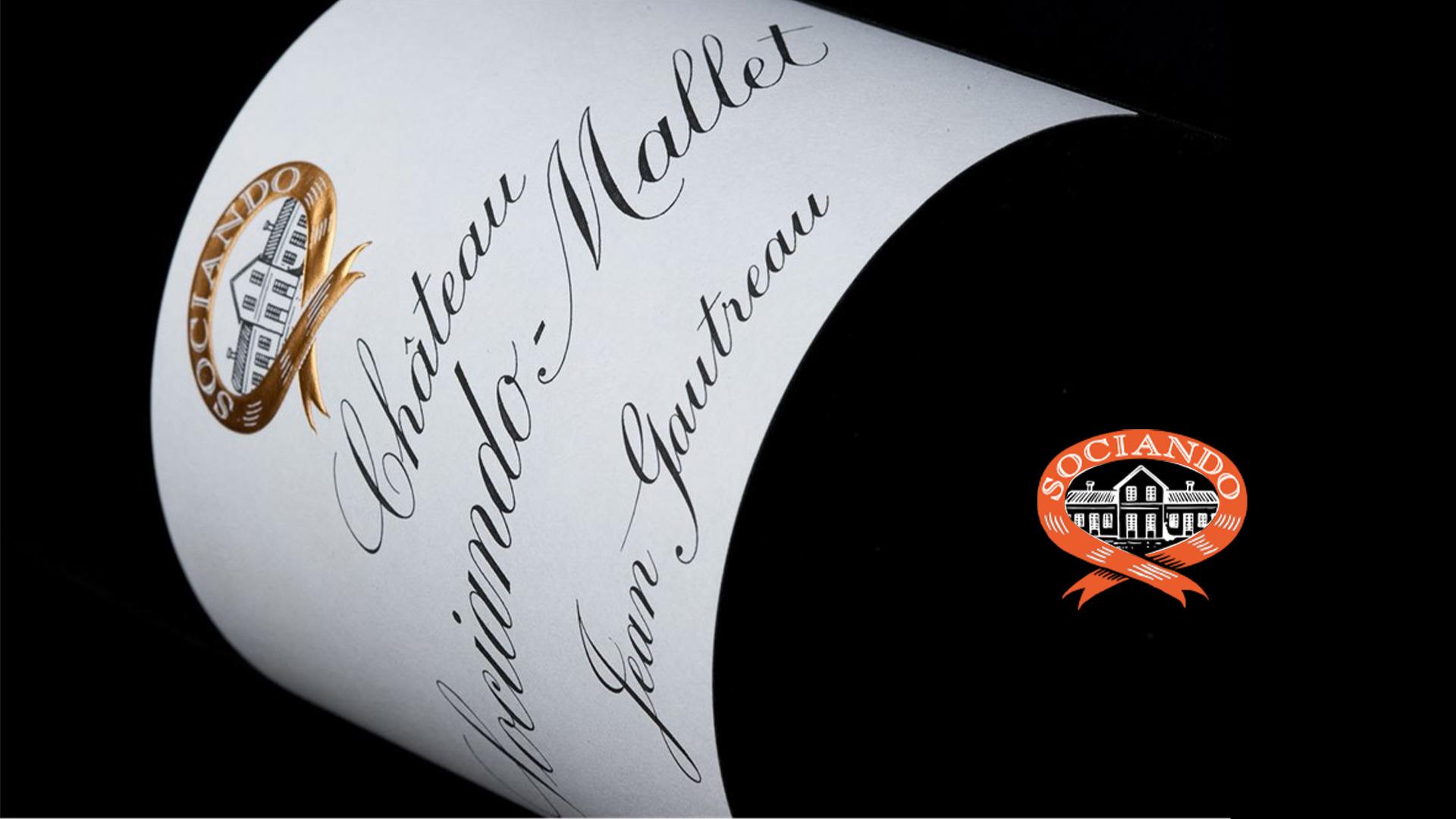 Rượu Vang Chateau Sociando-Mallet