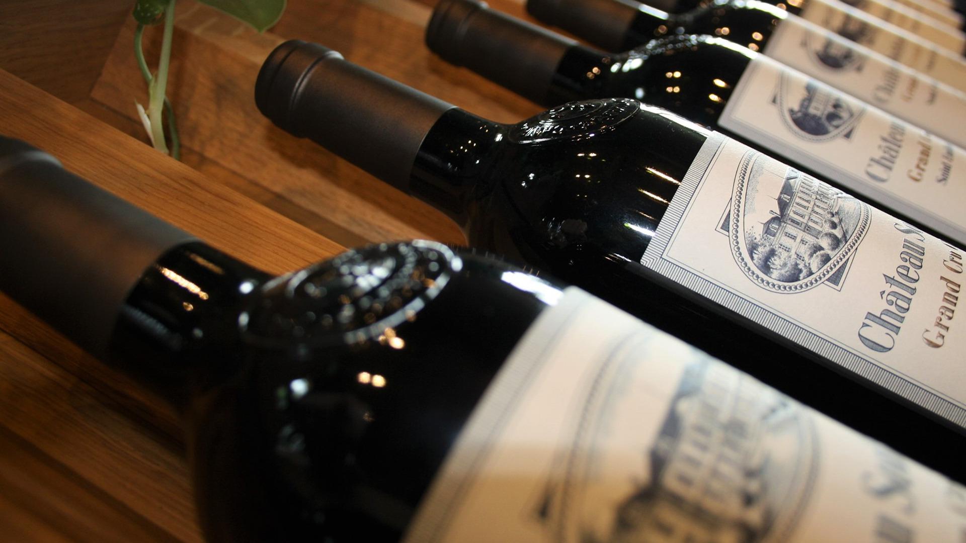 Rượu Vang Chateau Soutard