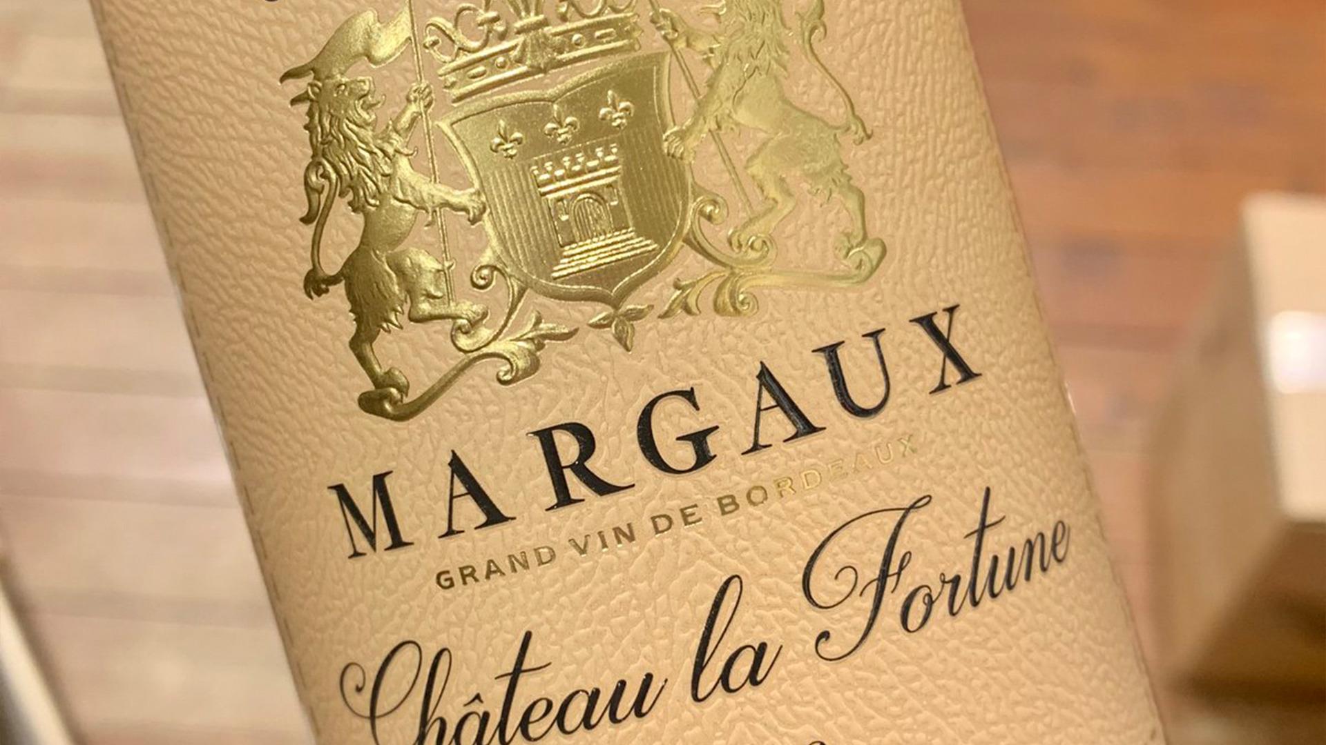 Rượu Vang Chateau la Fortune