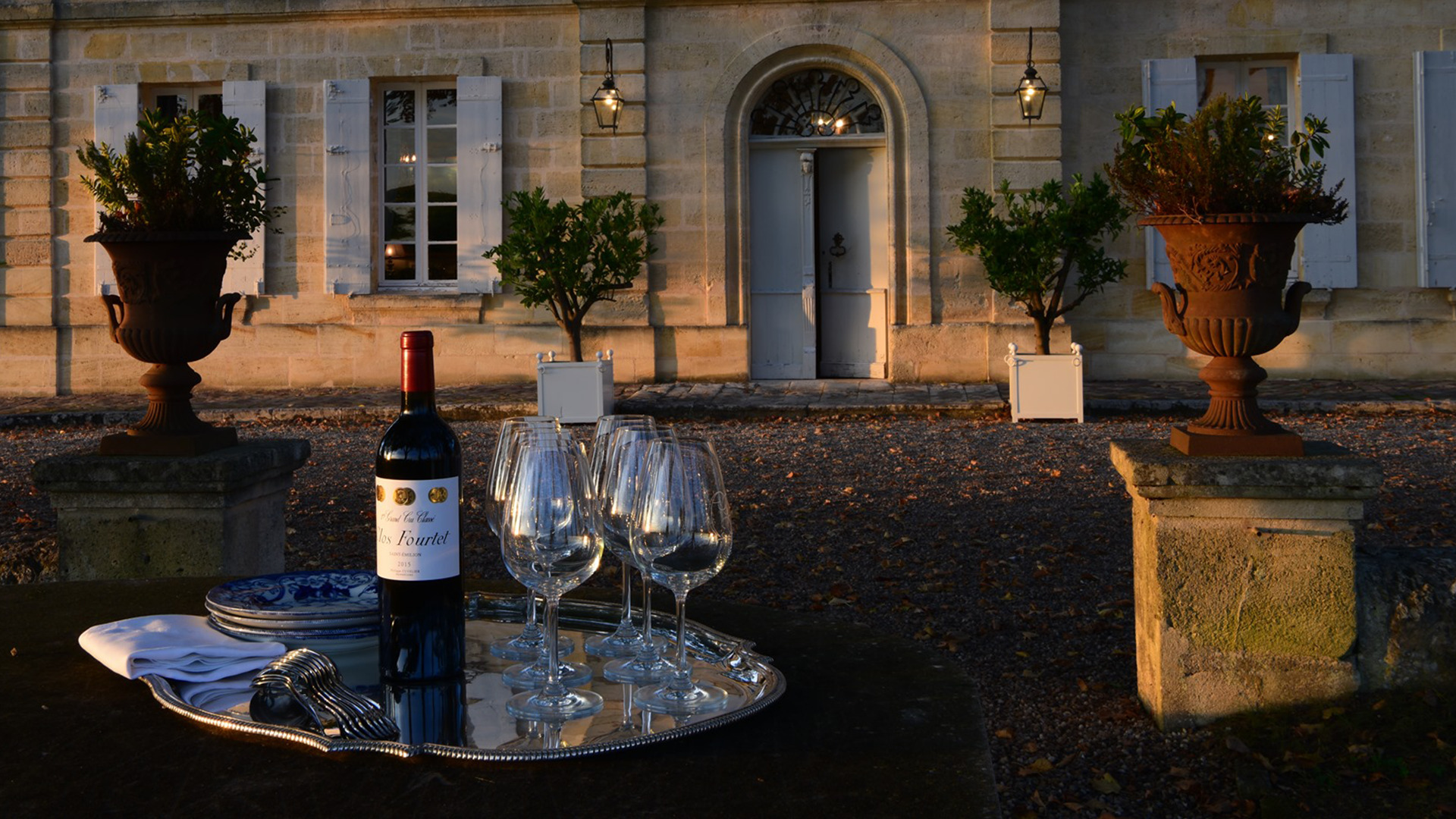 Rượu Vang Clos Fourtet