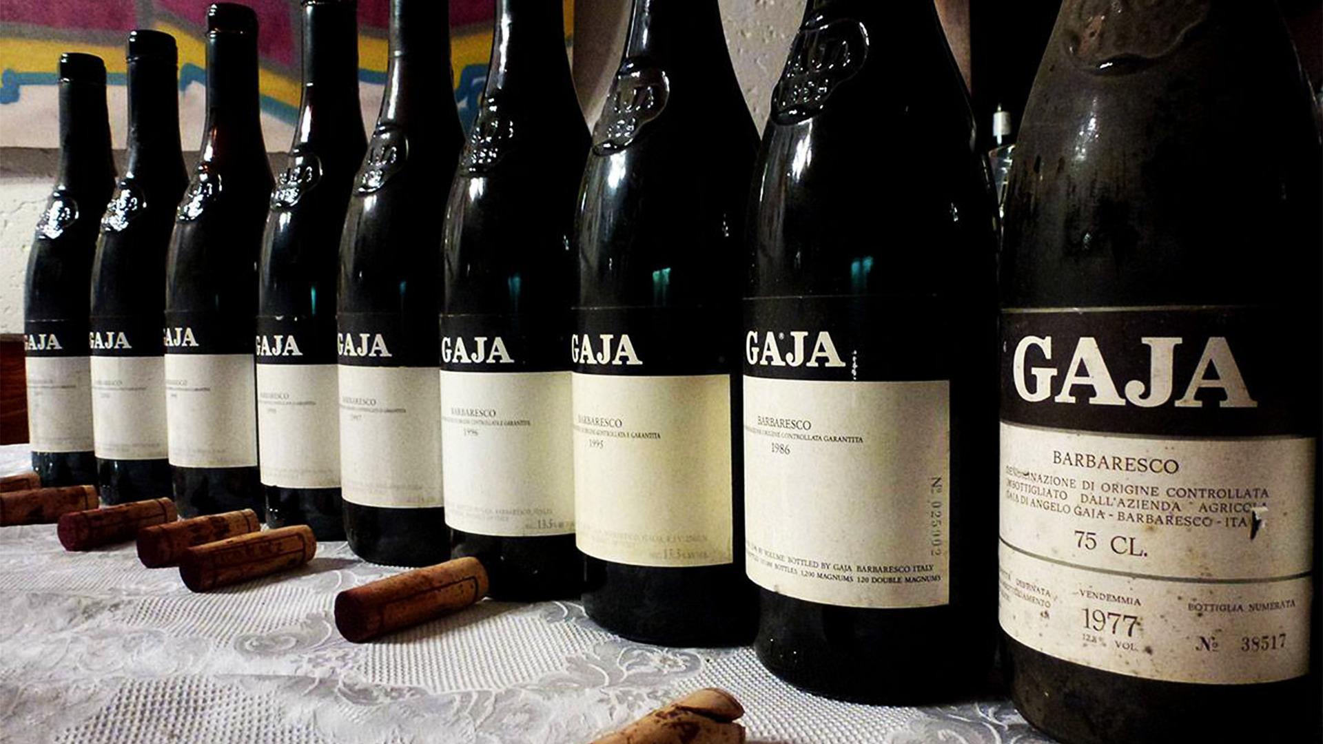 Rượu Vang Gaja
