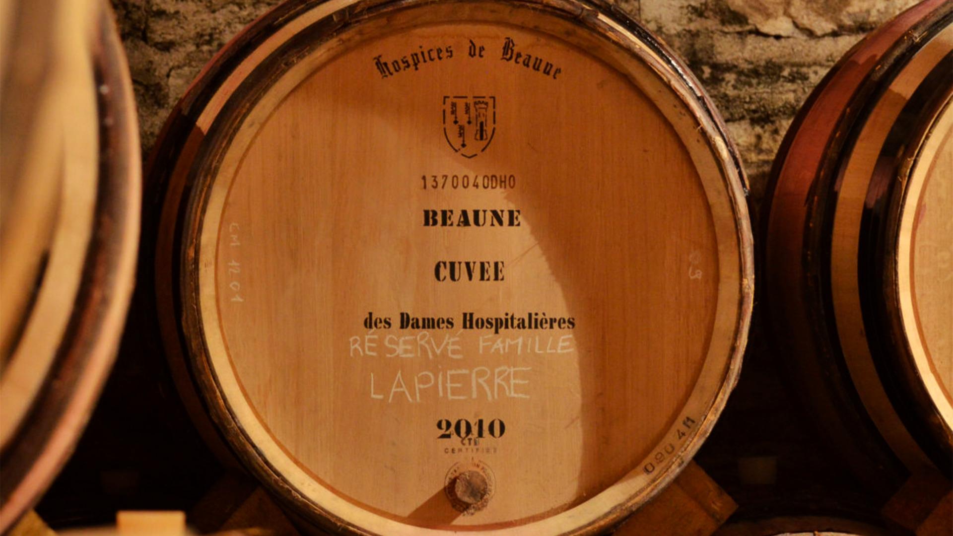 Rượu Vang Hospices Civiles de Beaune