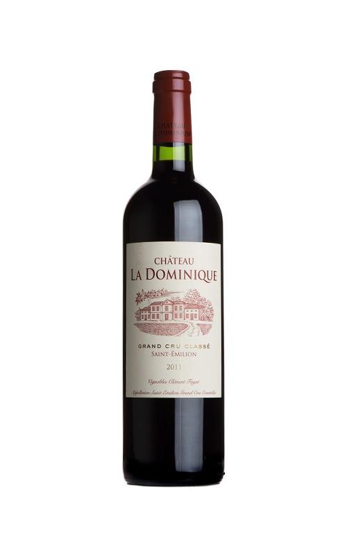 Rượu Vang Nhập Khẩu Chateau La Dominique 2011