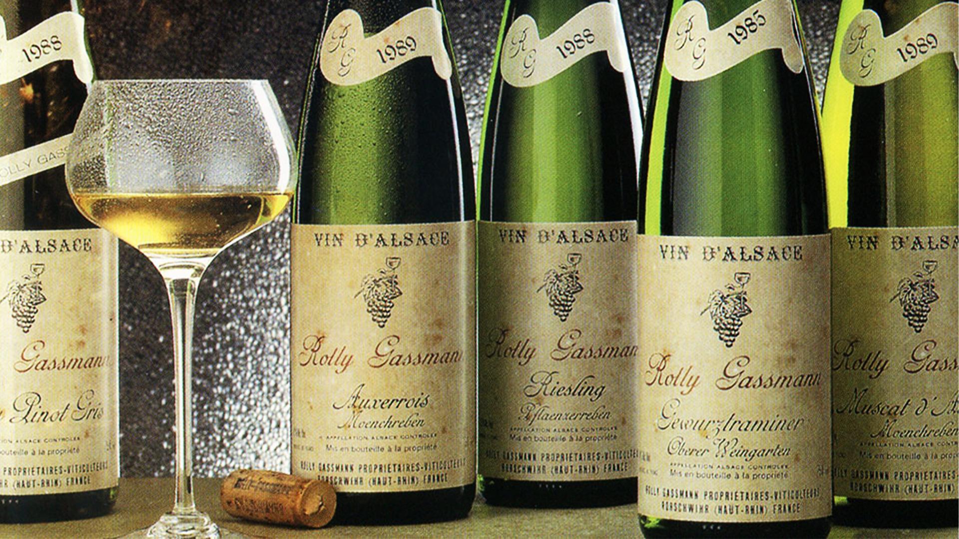 Rượu Vang Rolly Gassmann