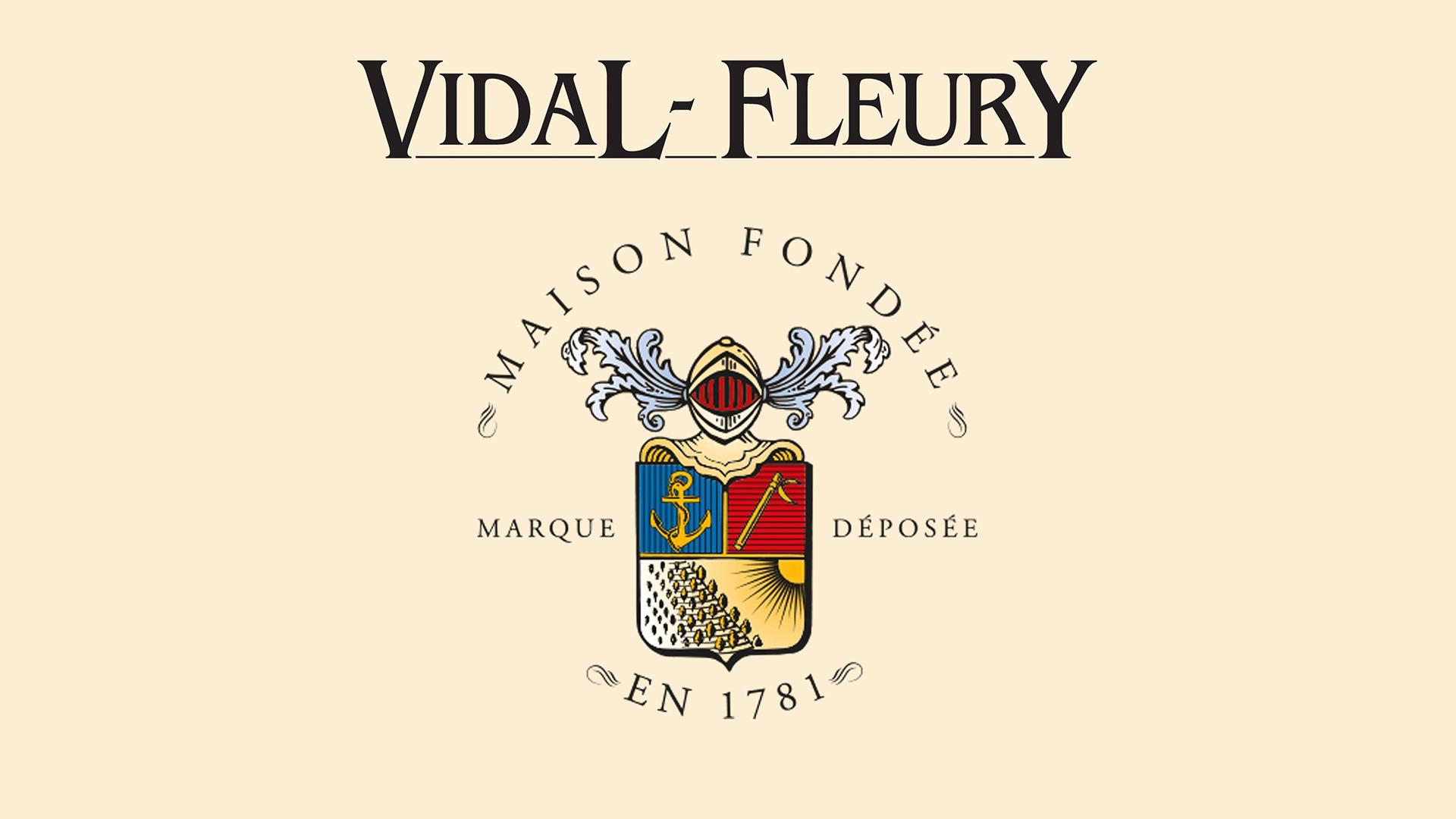Rượu Vang Vidal-Fleury