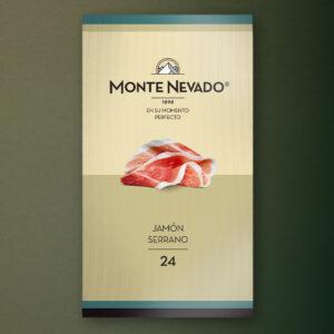 Serrano Ham Sliced 24 Months