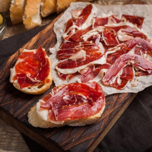 Thịt Vai Heo Iberico