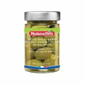 Olive Xanh Không Hạt Loại Lớn (160g)