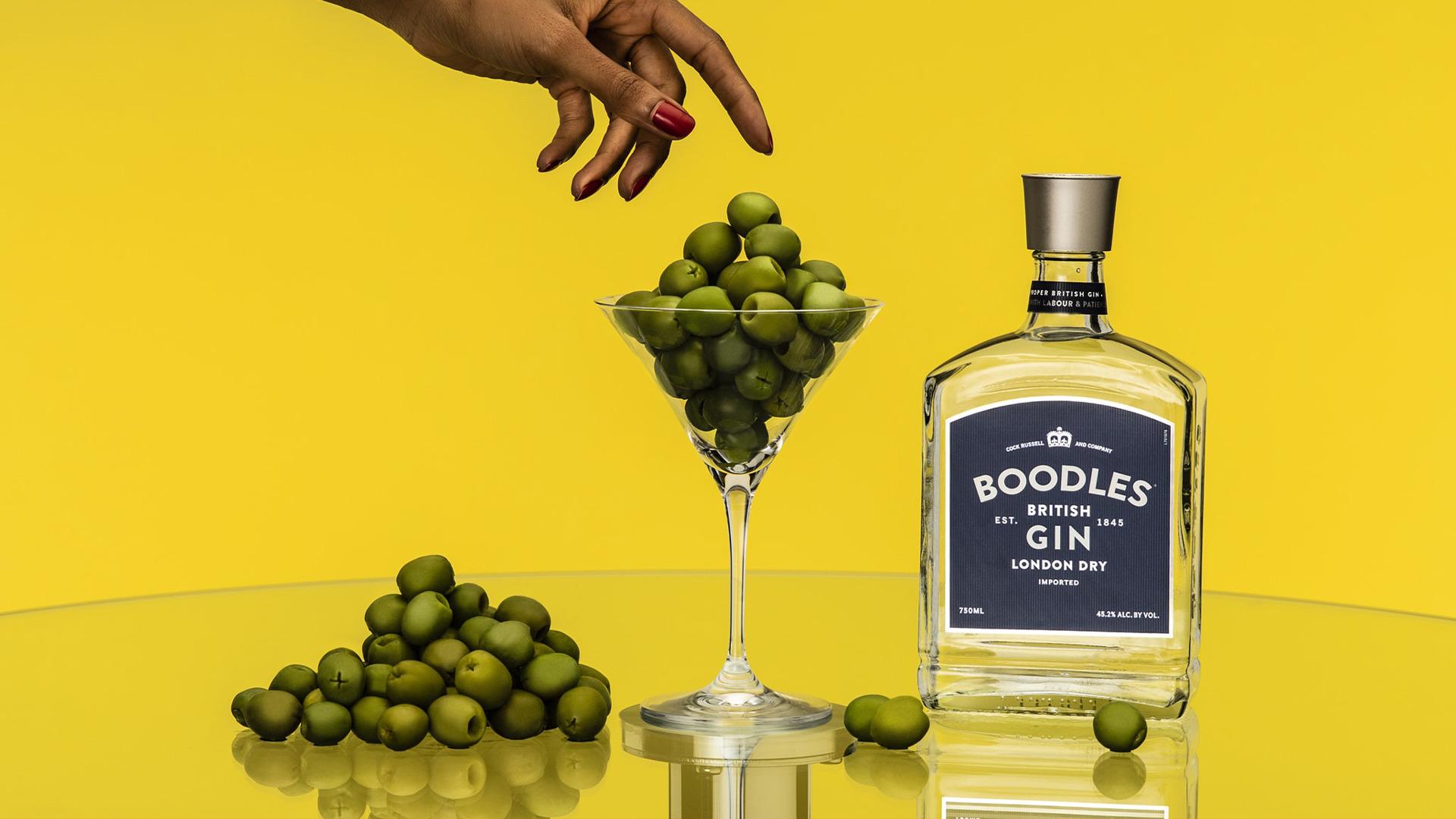 Rượu Boodles British Gin