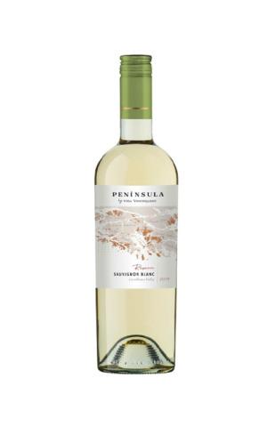 Rượu Vang Trắng Peninsula Reserva Sauvignon Blanc 2019